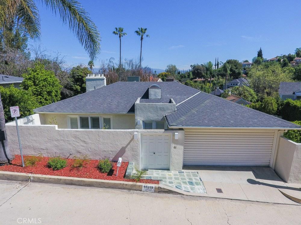 15319 Del Gado Drive, Sherman Oaks, CA 91403