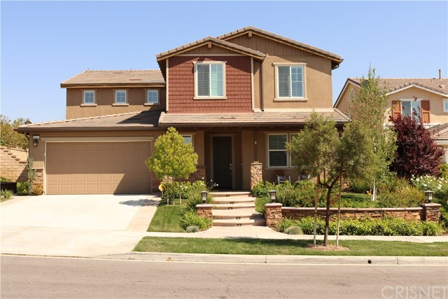 Single Family Home for Sale at 26458 Woodstone Place Saugus, California 91350 United States