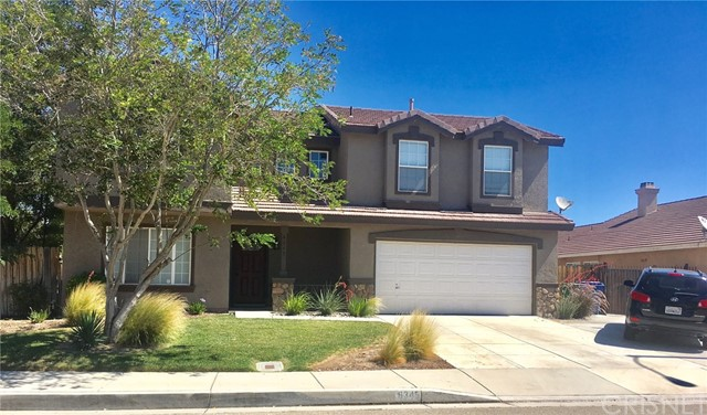 Single Family Home for Sale at 6345 Avenue J5 W Lancaster, California 93536 United States