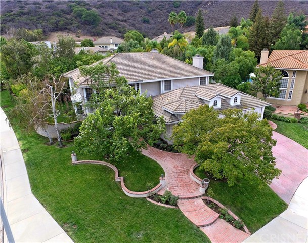 Single Family Home for Sale at 29604 Heather Court Agoura Hills, California 91301 United States