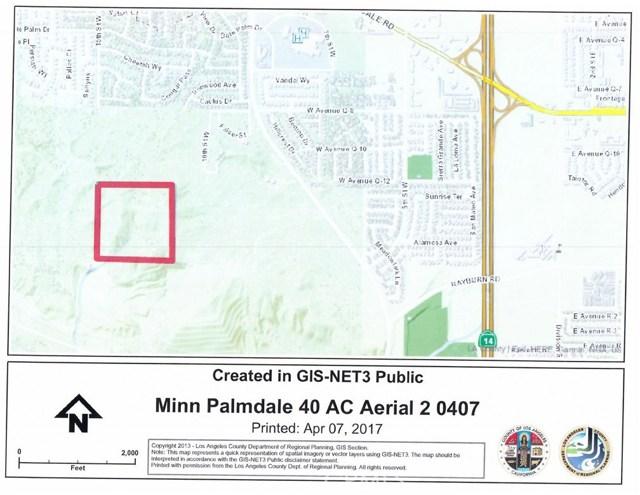 0 Vac/Vic 15 Stw/Ave R Palmdale, CA 93551 - MLS #: SR17083803
