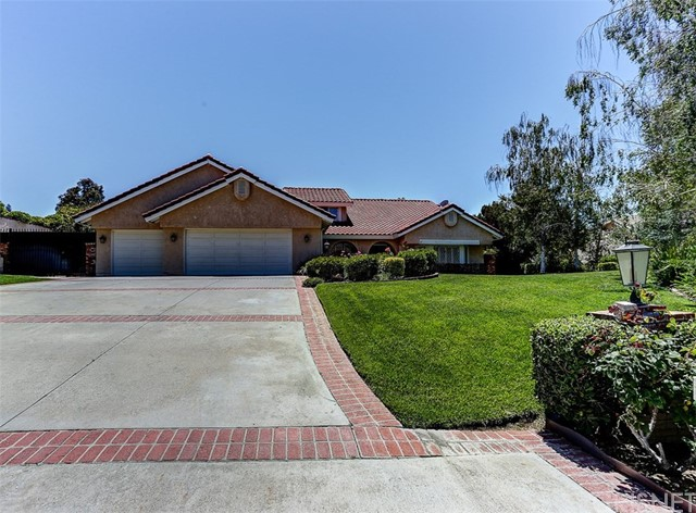 Single Family Home for Sale at 21604 Parvin Drive Saugus, California 91350 United States