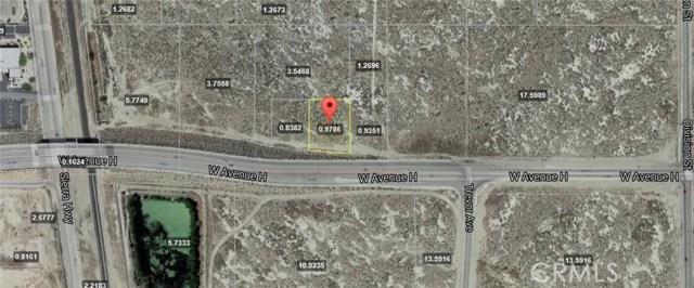 0 Avenue H Lancaster, CA 93535 - MLS #: SR18050676