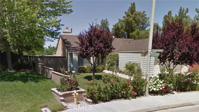 45809 Desert Springs Drive Lancaster, CA 93534 - MLS #: SR17208661