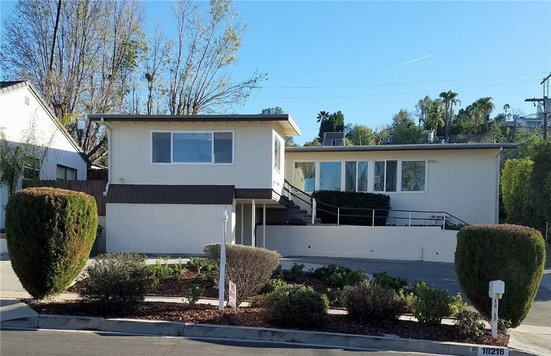 18218 Rosita Street, Tarzana CA 91356