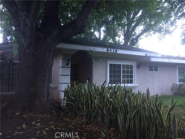 8418 Wilbur Avenue Northridge, CA 91324 - MLS #: SR18053118