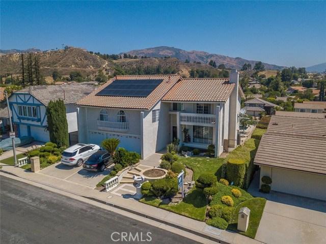 18585 Brymer Street Porter Ranch, CA 91326 - MLS #: SR18162496