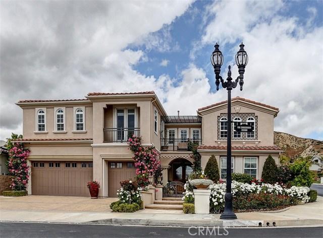 Single Family Home for Sale at 20271 Via Sansovino Northridge, California 91326 United States