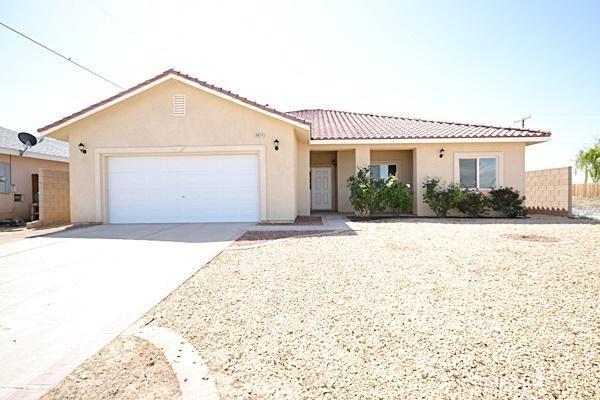 Single Family Home for Rent at 9024 Rea Avenue California City, California 93505 United States