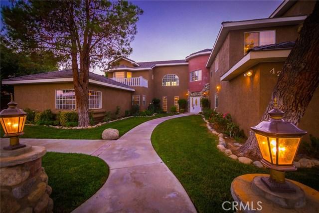 Casa Unifamiliar por un Venta en 42123 22nd Street W Lancaster, California 93536 Estados Unidos