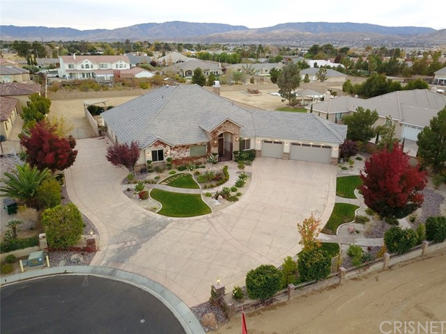Single Family Home for Sale at 2636 Shmily Court 2636 Shmily Court Lancaster, California 93536 United States