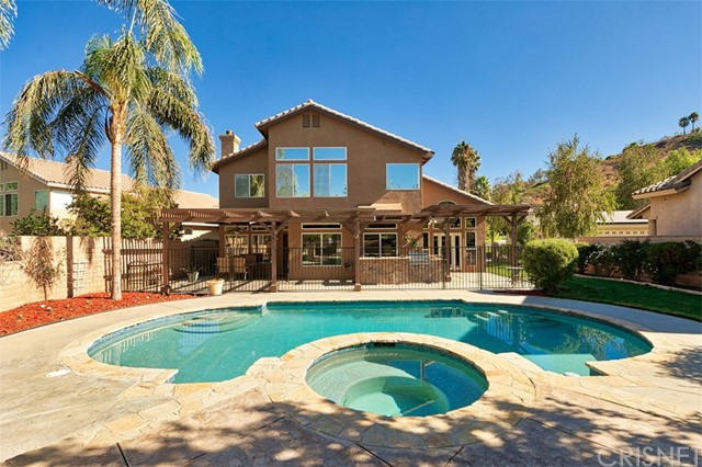 14356 Cascade Court Canyon Country, CA 91387 - MLS #: SR18226846