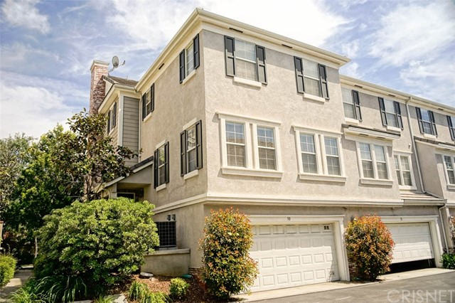 Townhouse for Rent at 26832 Marina Point Lane Valencia, California 91355 United States