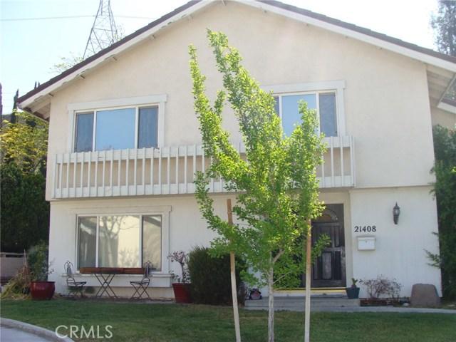 21408 Carol Sue Lane Saugus, CA 91350 - MLS #: SR17116593