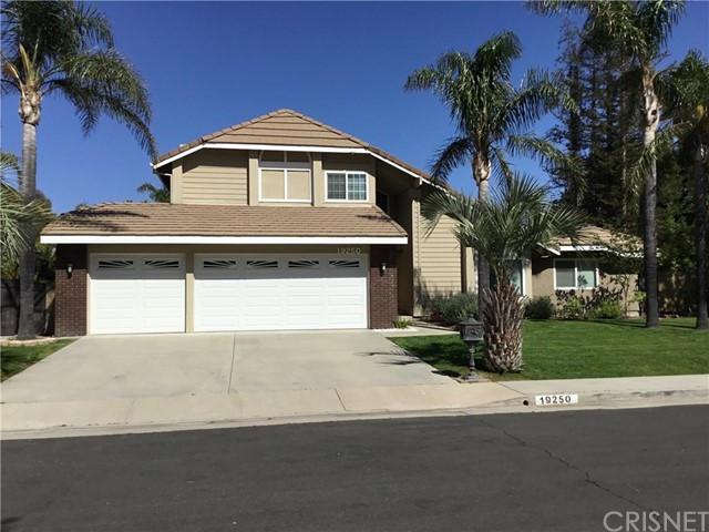 19250 Woodmont Drive , CA 91326 is listed for sale as MLS Listing SR18113737