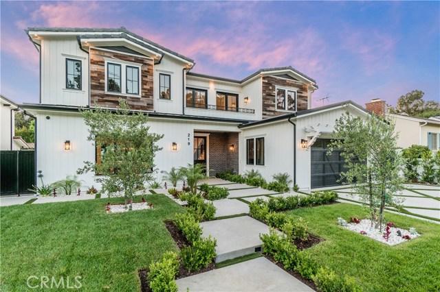 219 Veteran Avenue  Los Angeles CA 90024