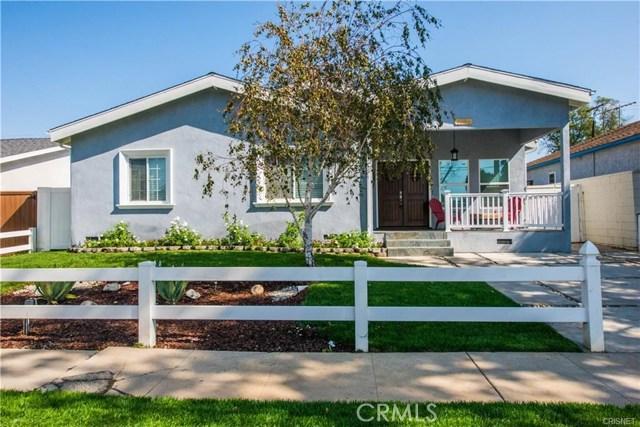 6026 Lasaine Avenue  Encino CA 91316