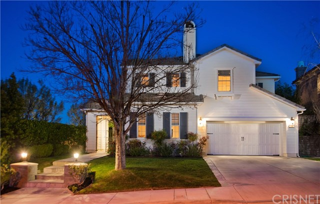 Single Family Home for Sale at 26984 Timberline Terrace Valencia, California 91381 United States