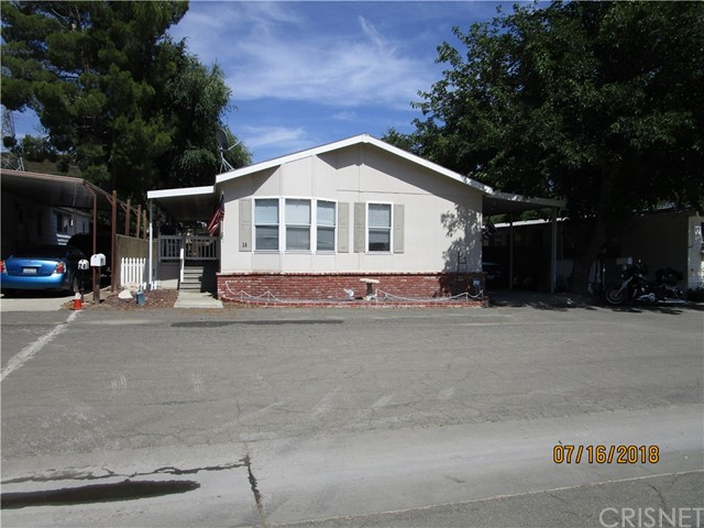 36200 Paradise Ranch Road Unit 23 Castaic, CA 91384 - MLS #: SR18179164
