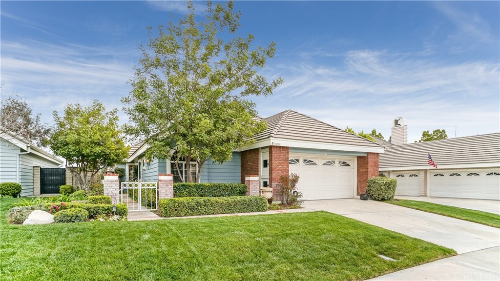 Property for sale at 26061 Bellis Drive, Valencia,  CA 91355