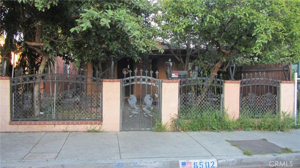 8502 HICKORY Street, Los Angeles (City), CA 90001