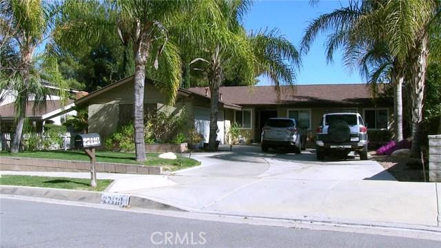 22118 Barbacoa Drive, Saugus CA 91350