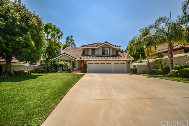 Single Family Home for Sale at 24762 Via Pradera 24762 Via Pradera Calabasas, California 91302 United States