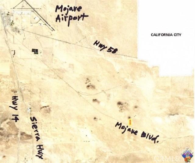 0 Dalton Ave Mojave, CA 93501 - MLS #: SR17214943