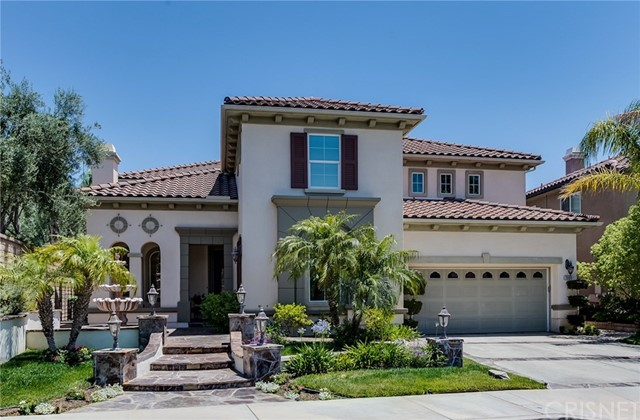 Single Family Home for Sale at 29184 Valley Oak Place Saugus, California 91390 United States