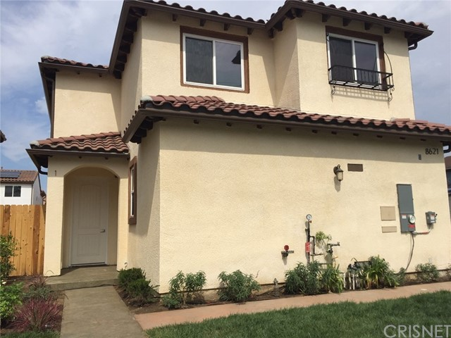 Condominium for Sale at 8621 Noble Avenue Unit 1 8621 Noble Avenue North Hills, California 91343 United States