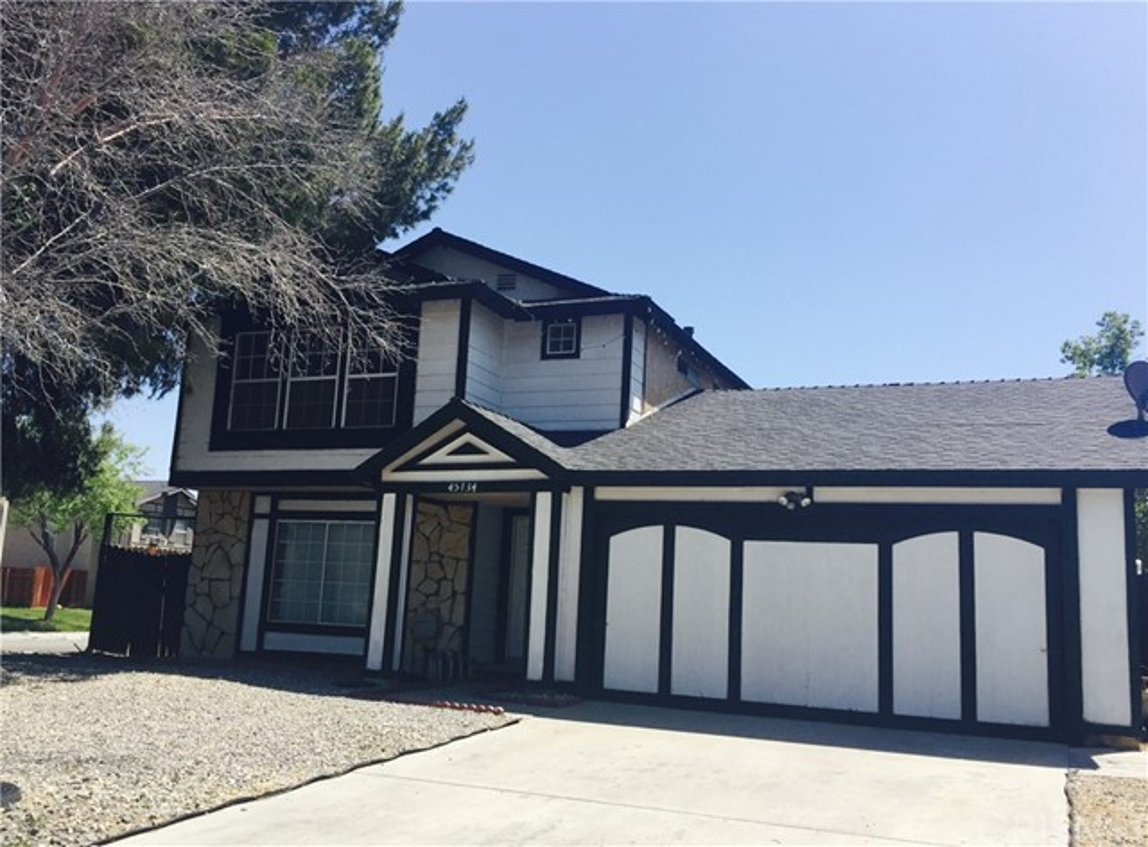 45134 Colleen Drive Lancaster, CA 93535 - MLS #: SR17105255