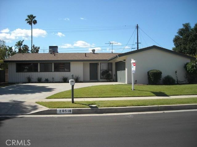 Single Family Home for Rent at 20518 Napa Street Winnetka, California 91306 United States