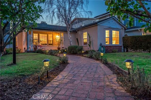 Single Family Home for Sale at 4503 Atoll Avenue 4503 Atoll Avenue Sherman Oaks, California 91423 United States