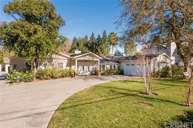 Single Family Home for Sale at 23433 Hatteras Street 23433 Hatteras Street Woodland Hills, California 91367 United States