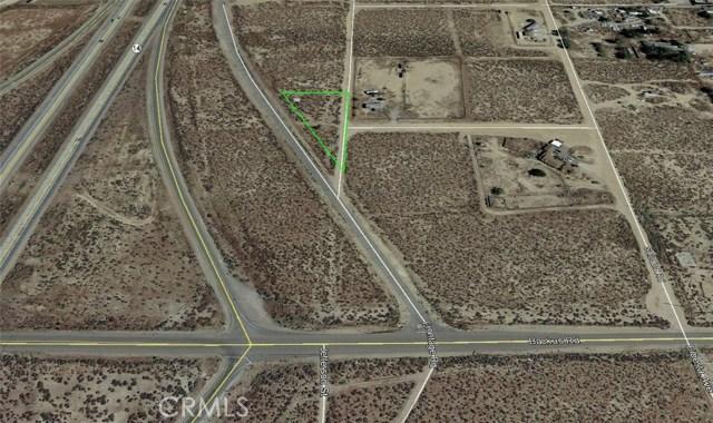 1 Jefferson Street Mojave, CA 93501 - MLS #: SR17199324