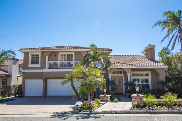 Single Family Home for Sale at 17844 Sidwell Street Granada Hills, California 91344 United States