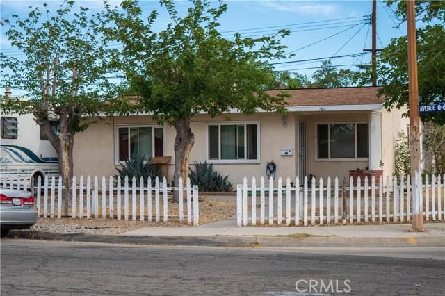 1840 Sweetbrier Street Palmdale, CA 93550 - MLS #: SR18145927
