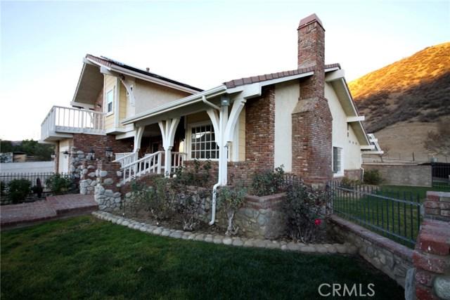 独户住宅 为 销售 在 29500 San Francisquito Canyon Road Saugus, 91390 美国