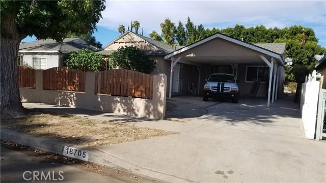 18705 Cohasset Street Reseda, CA 91335 - MLS #: SR17252502
