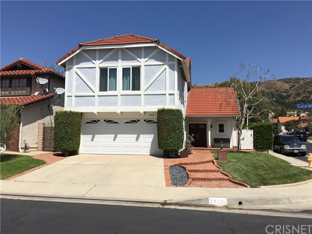 19701 Crystal Hills Drive, Northridge CA 91326