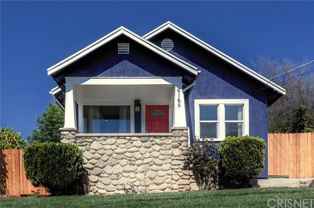 Single Family Home for Sale at 6165 Springvale Drive Highland Park, California 90042 United States