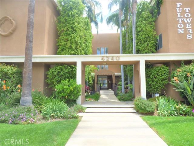 4240 Fulton Avenue 107  Studio City CA 91604