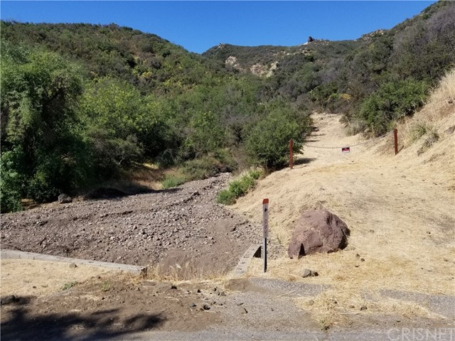 Land for Sale at 0 Triunfo Canyon Road Agoura Hills, California United States