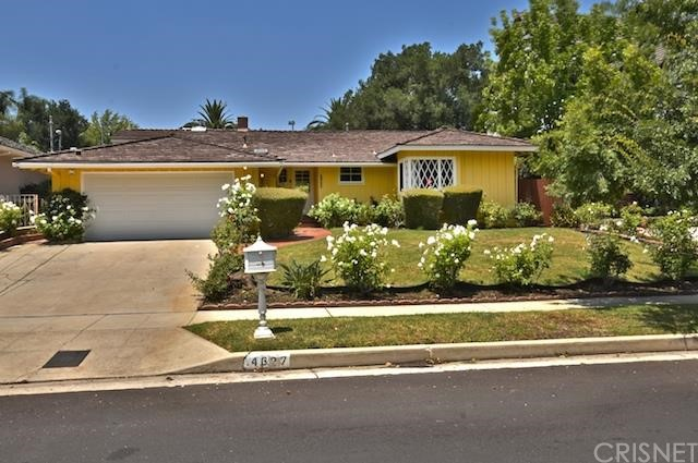 4627 Rubio Avenue, Encino CA 91436