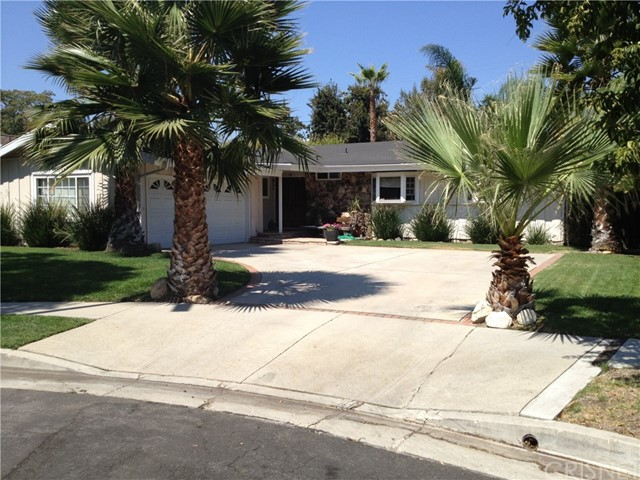 Single Family Home for Rent at 18907 Halsted Street Northridge, California 91324 United States