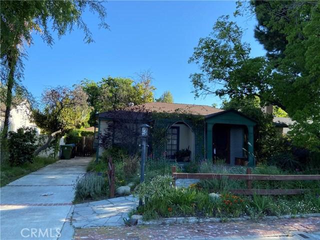 Photo of 12430 Milbank Street, Studio City, CA 91604