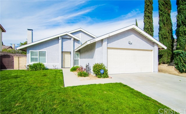 21633 Turmeric Court Saugus, CA 91350 is listed for sale as MLS Listing SR17041911