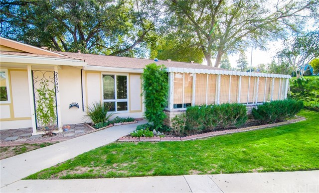 26745 Whispering Leaves Drive B Newhall, CA 91321 is listed for sale as MLS Listing SR17005700