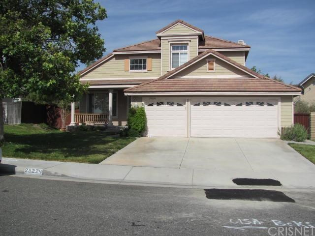 28224 Ridge View Drive, Canyon Country CA 91387