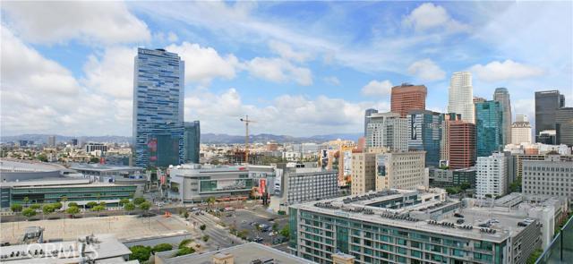 1100 S Hope Street Unit 1702, Los Angeles CA 90015